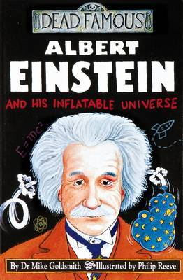 Albert Einstein and His Inflatable Universe by Dr. Mike Goldsmith image