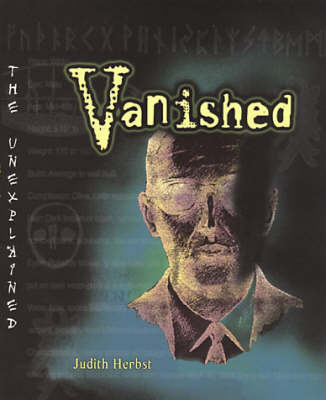 Vanished by Judith Herbst image