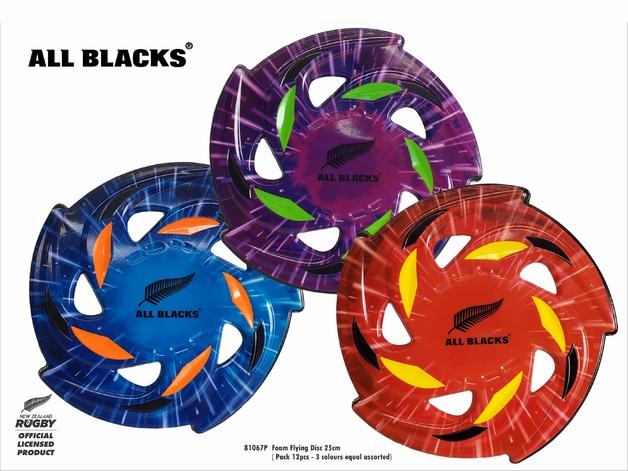 All Blacks: Flying Disc - Red