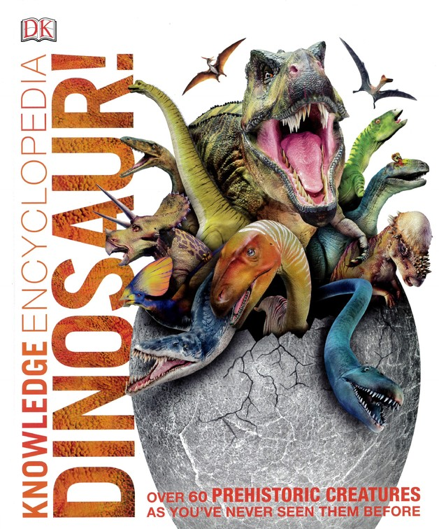 DK Knowledge Encyclopedia Dinosaurs