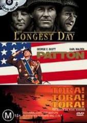 War Classics Triple Pack (3 Disc Set) on DVD