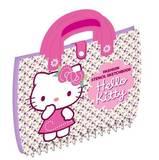 Hello Kitty Fashion Stencil Sketchbook