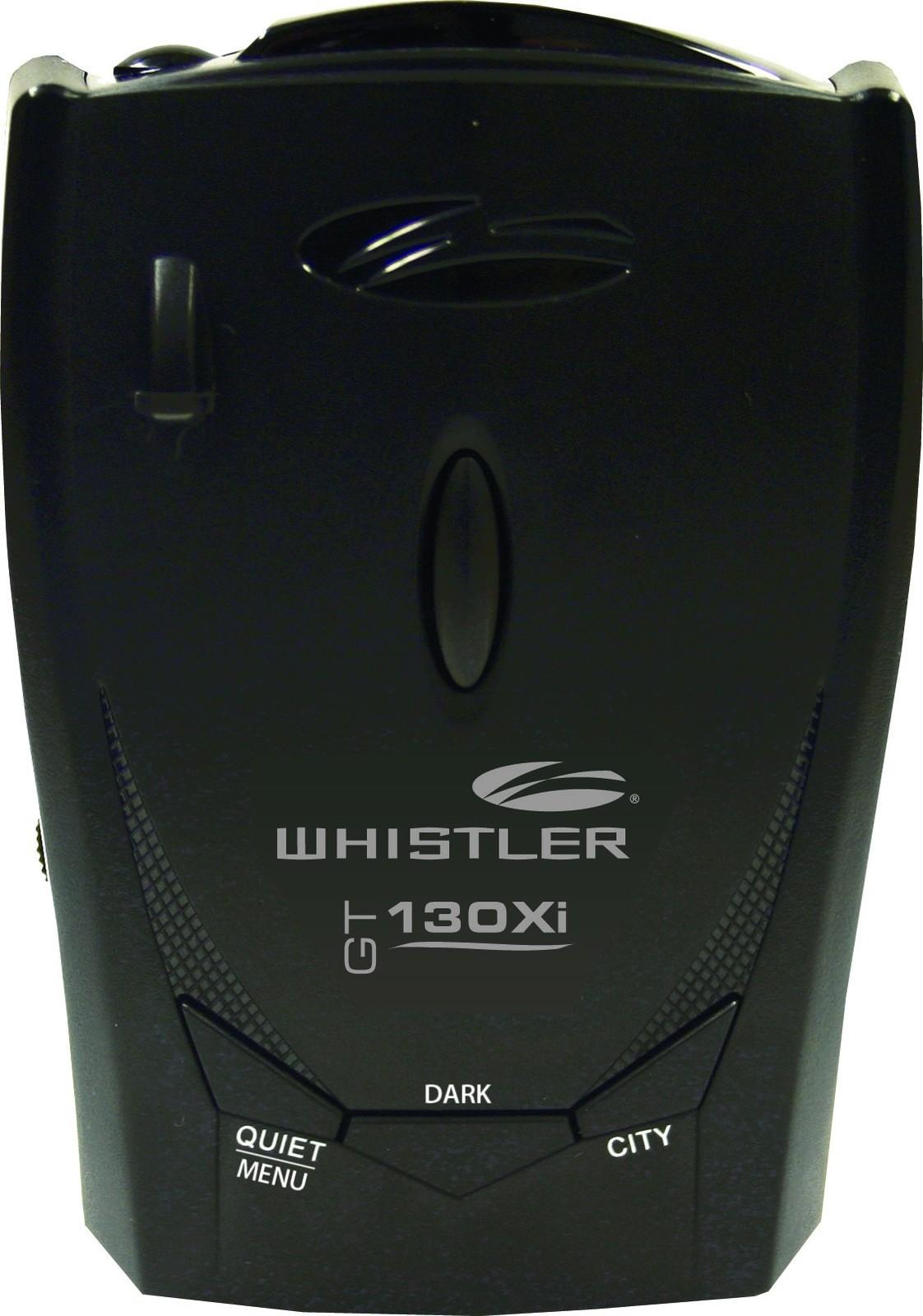 Whistler gt 130xi инструкция скачать