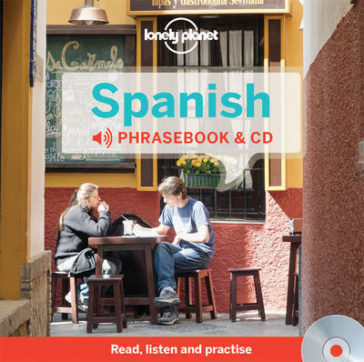 Spanish Phrasebook and Audio CD 3 by Lonely Planet