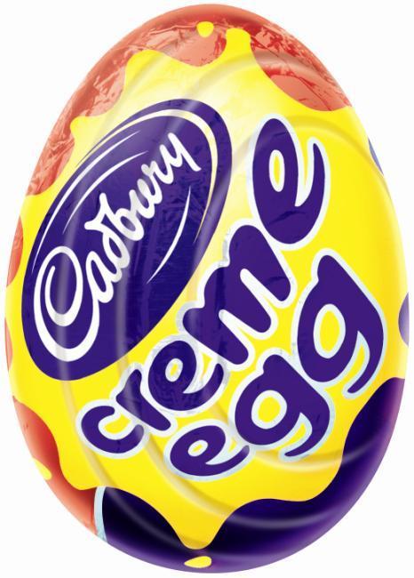 cadburys creme egg announcement - 466×650