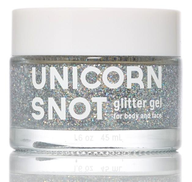Unicorn Snot: Body Glitter Gel - Silver