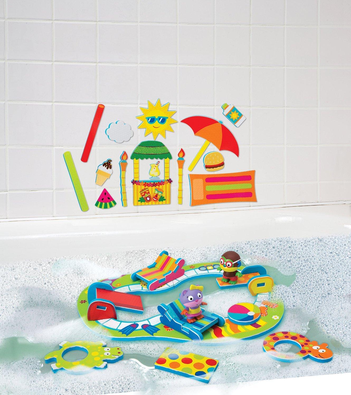 Alex: Rub a Dub - Splish Splash Pool in the Tub image
