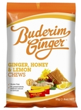 Buderim Ginger, Honey & Lemon (50g)