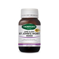 Thompsons One-A-Day St Johns Wort 4000mg (60 Tablets)