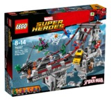LEGO Super Heroes - Spider-Man: Web Warriors Ultimate Bridge Battle (76057)