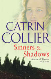 Sinners and Shadows by Catrin Collier image