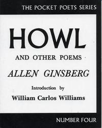 Howl and Other Poems (City Lights Pocket Poets Series) by Allen Ginsberg image