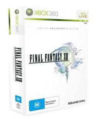 Final Fantasy XIII Collector's Edition for Xbox 360