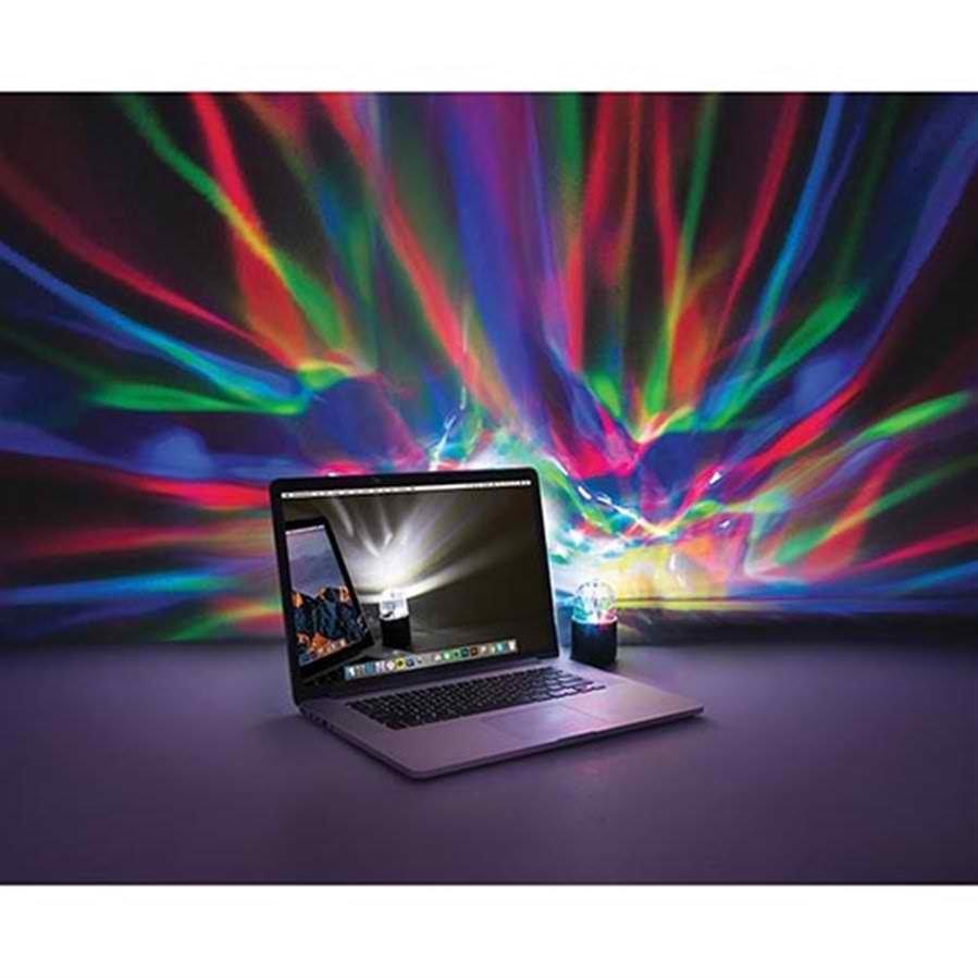 USB Rotating Kaleidoscope image