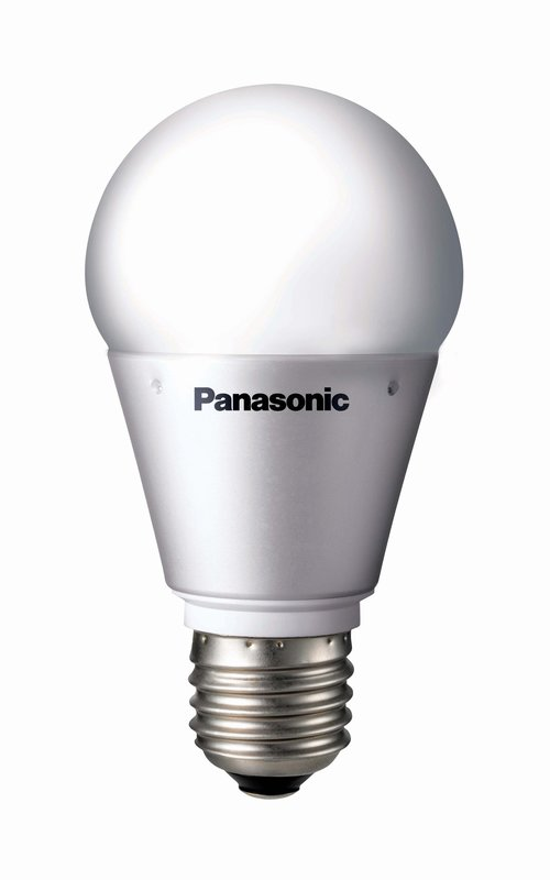 Panasonic 10W Soft Warm LED Clear Light Bulb - Screw