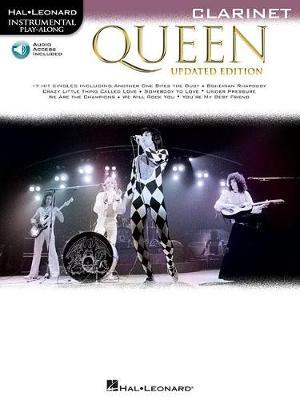 Queen - Clarinet (Book/Audio) by Queen