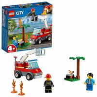 LEGO City: Barbecue Burn Out (60212)