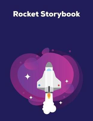 Rocket Story Book by Blue Elephant Books