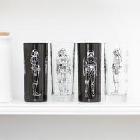 Star Wars: Stormtrooper Tumblers (Set of 4)