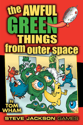 Awful Green Things from Outer Space image