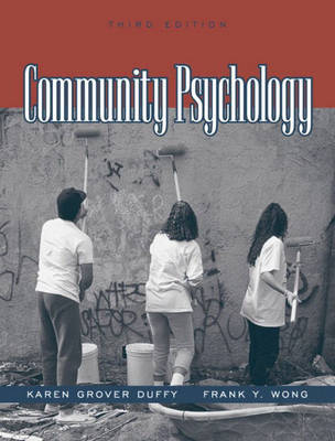Community Psychology by Karen Duffy image