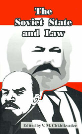 The Soviet State and Law image