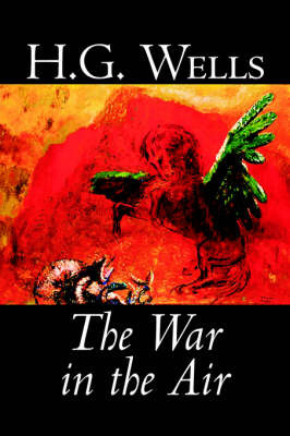 The War in the Air by H.G.Wells image