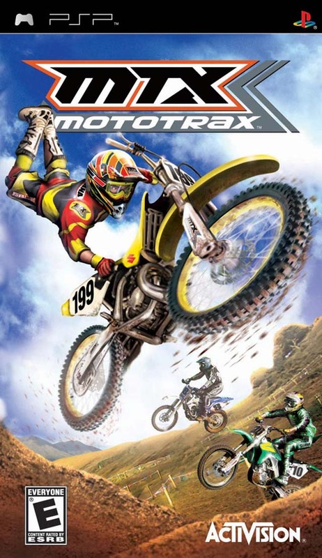 MTX: Mototrax for PSP