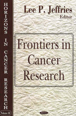Frontiers in Cancer Research