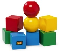 Brio - Magnetic Building Blocks (Wooden)