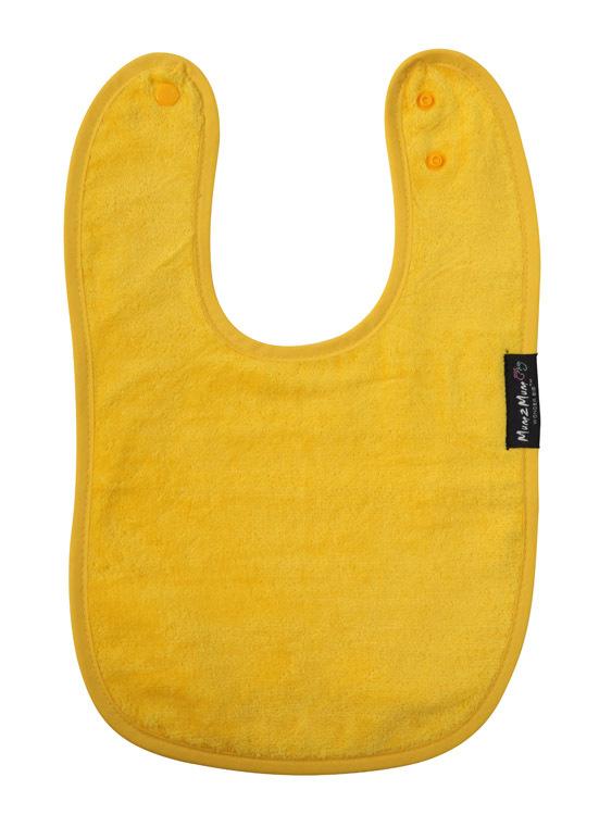 Mum 2 Mum Standard Wonder Bib - Yellow