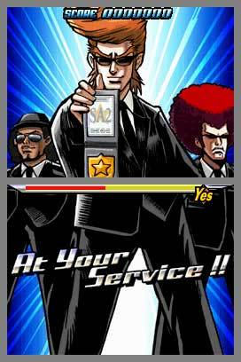 Elite Beat Agents for Nintendo DS image