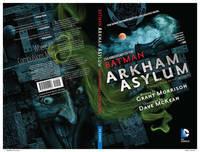 Batman Arkham Asylum 25Th Anniversary by Grant Morrison