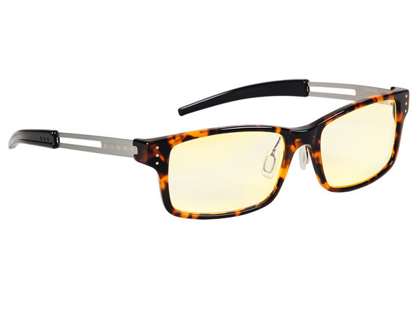 Gunnar Havok Advanced Computer Eyewear (Tortoise/Amber Lens) for  image