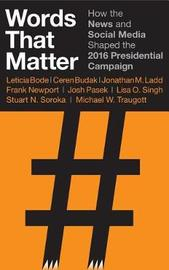 Words that Matter by Leticia Bode
