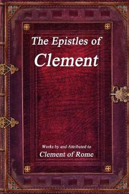 The Epistles of Clement by Clement of Rome image