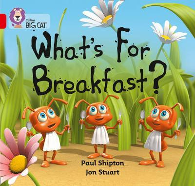What's For Breakfast by Paul Shipton image