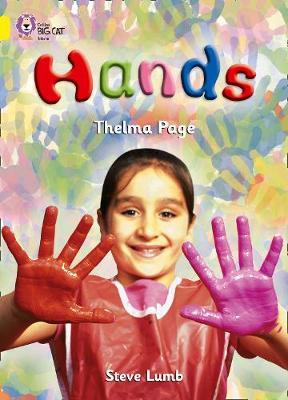 Hands by Thelma Page image