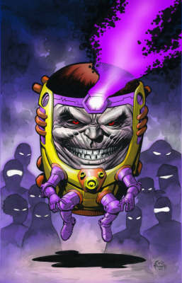 Super-villain Team-up: Modok's 11