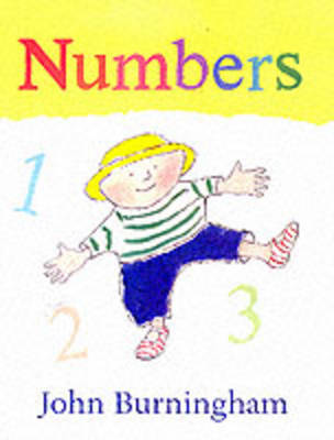 Numbers Board Book by John Burningham