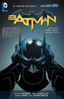 Batman By Scott Snyder & Greg Capullo Box Set 2 by Scott Snyder