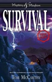 Survival by Tom McCarthy