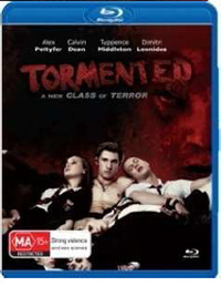 Tormented on Blu-ray