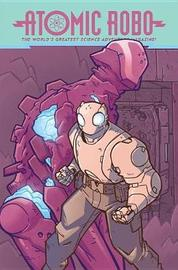 Atomic Robo And The Spectre Of Tomorrow by Brian Clevinger