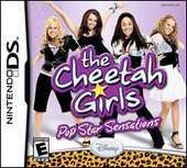 Cheetah Girls: Pop Star Sensations for DS