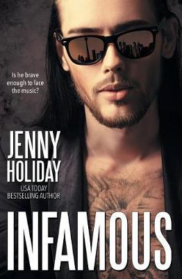 Infamous by Jenny Holiday image