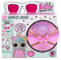 L.O.L: Surprise! Doll - Biggie Pet Blind Bag (Bunny)