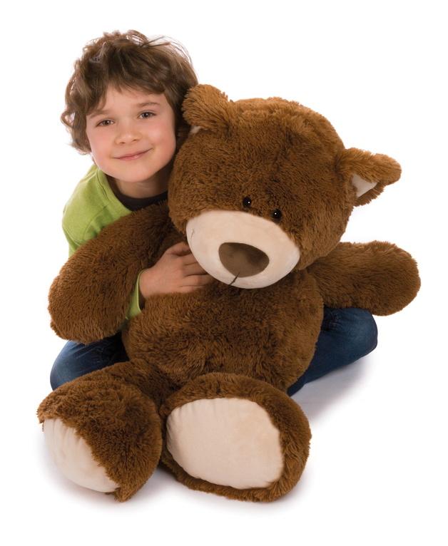 "Nici: Bear Brown - 31"" Classic Plush"