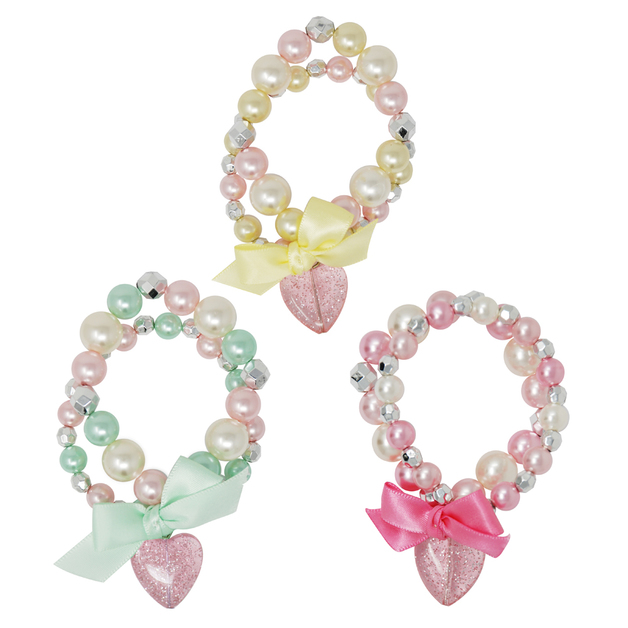 Pink Poppy: Sparkle Princess Bracelet - (Assorted Colours)