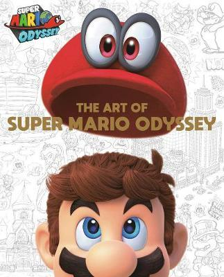 The Art Of Super Mario Odyssey by Nintendo